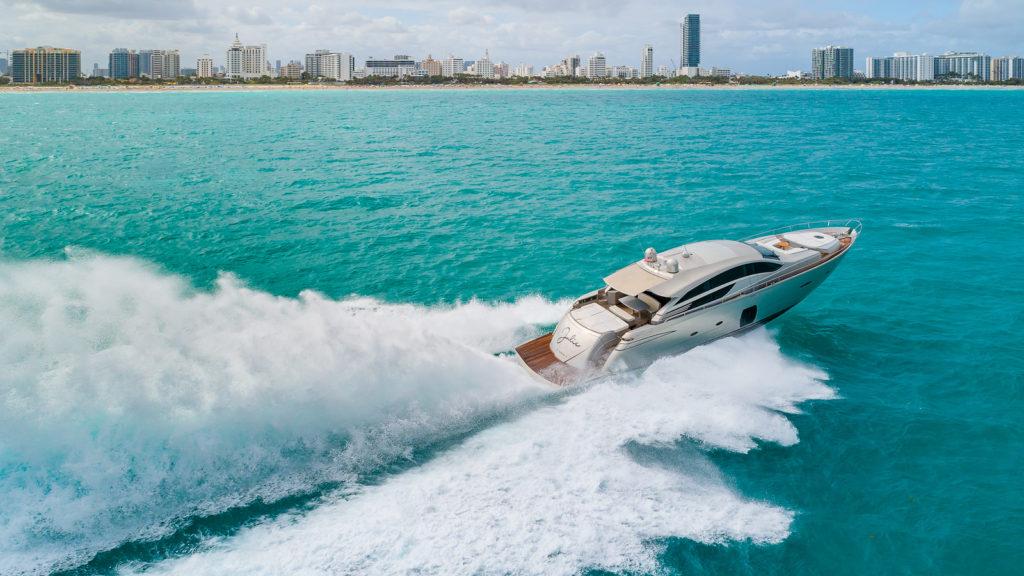 Yacht Charter Rental Miami
